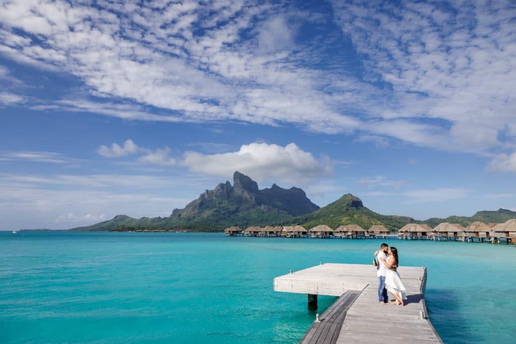 Inside lagoon at the Four Seasons Resort Bora Bora | Best