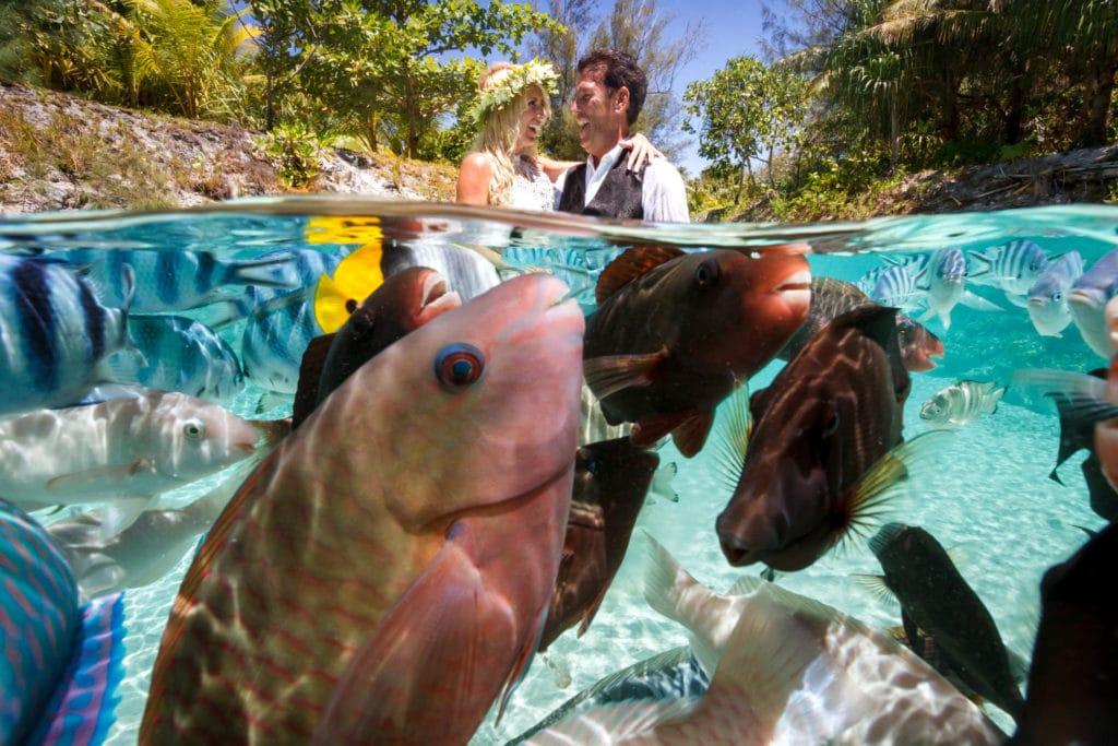 Bora Bora photographer cost and prices