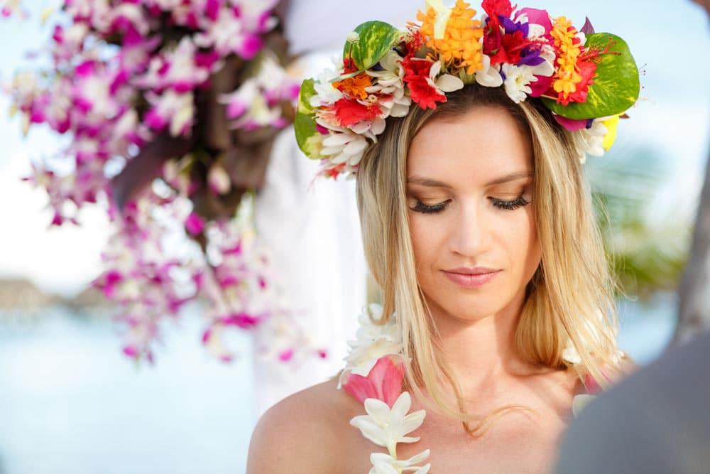 Bride Bora Bora
