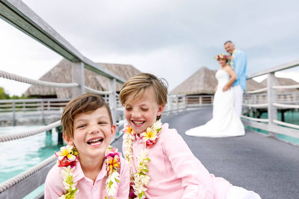 Family Bora Bora